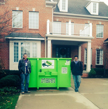 Indianapolis dumpster rental Dumpster rental Indianapolis